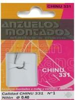 ANZUELOS MONTADOS CHINO N