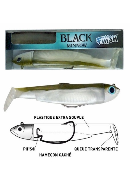 BLACK MINNOW.
