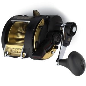 CARRETE SHIMANO TLD 2SPEED 20A