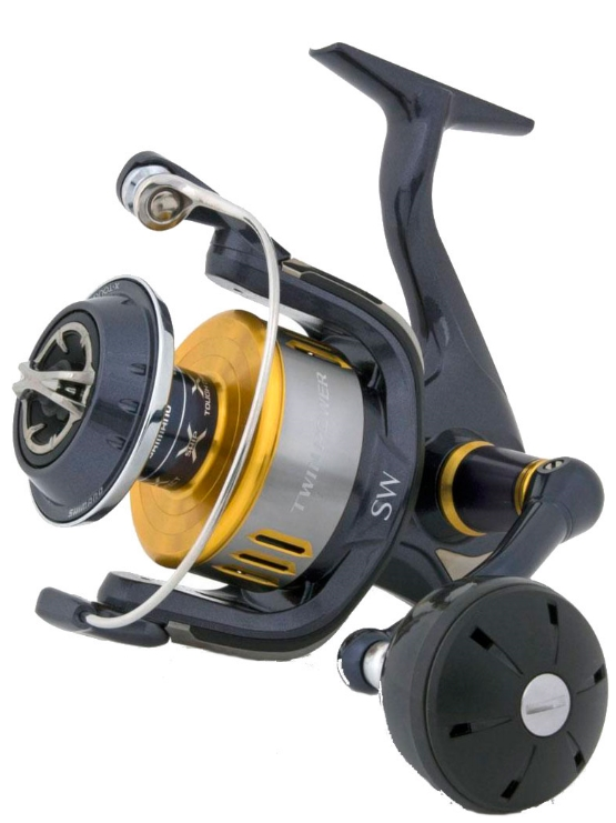 CARRETE SHIMANO TWIN POWER SW 8000 PG