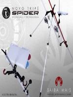 SOPORTE TRIPODE SURFCASTING ADC SPIDER