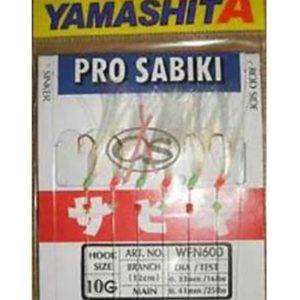 PLUMAS YAMASHITA PRO SABIKI WFN 600