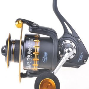 CARRETE PIONEER ALTITUDE BLACK GOLD 6000BG