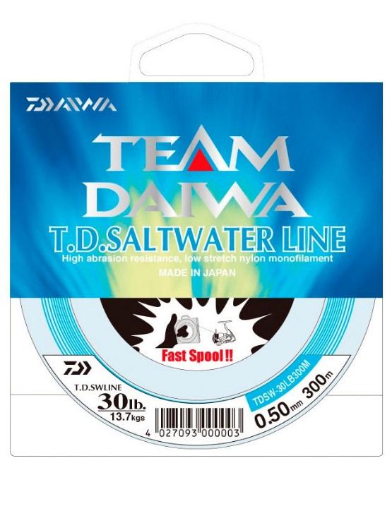 TEAM DAIWA TD SALTWATER LINE