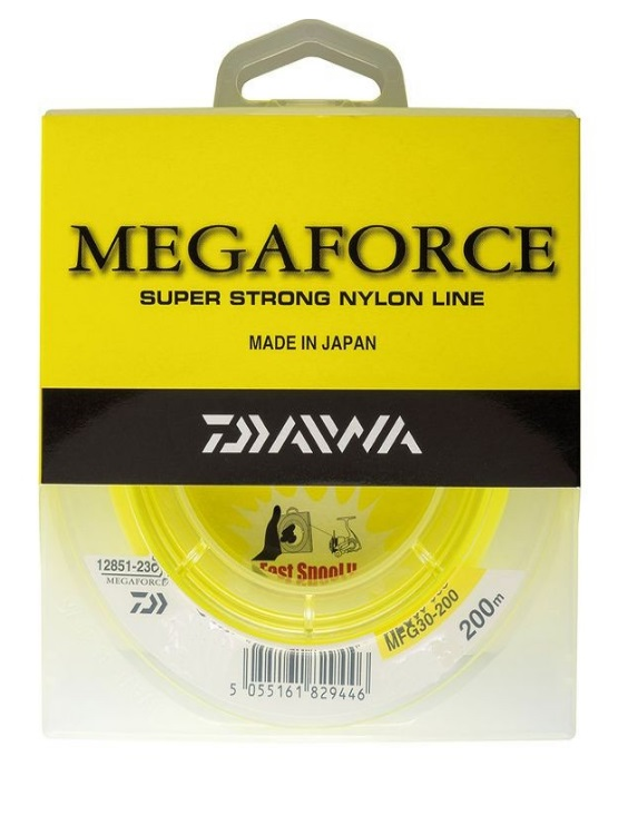 TEAM DAIWA MEGAFORCE SUPER STRONG AMARILLO
