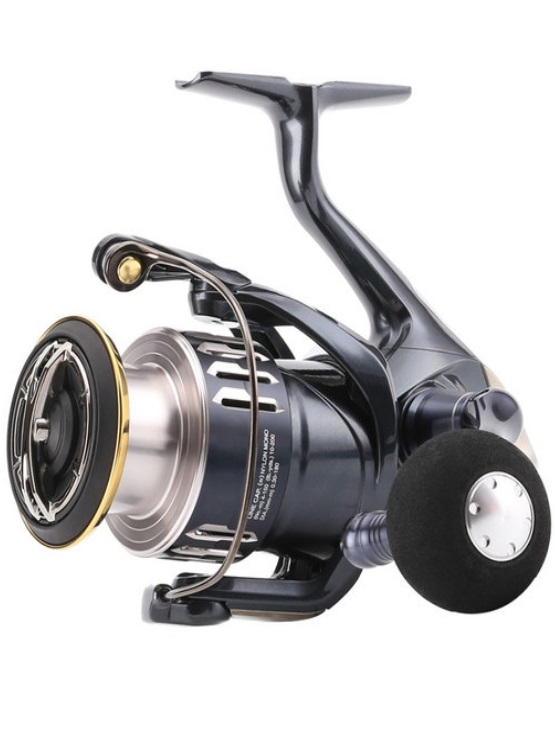 CARRETE SHIMANO TWIN POWER XD 5000XG