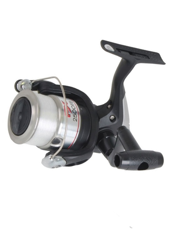 CARRETE SHIMANO FX 2500 FB CON HILO 0,28 MM