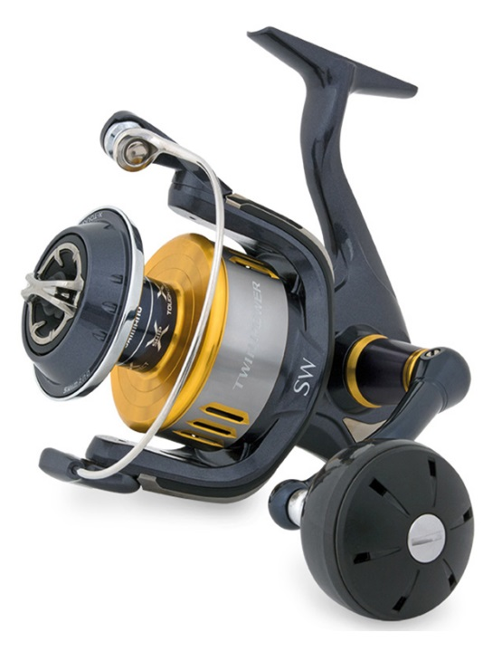 CARRETE SHIMANO TWIN POWER SW 14000 XG