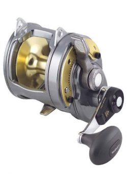 CARRETE SHIMANO TYRNOS 20 LBS 2 SPEED