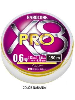 TRENZADO DUEL HARDCORE X8 PRO